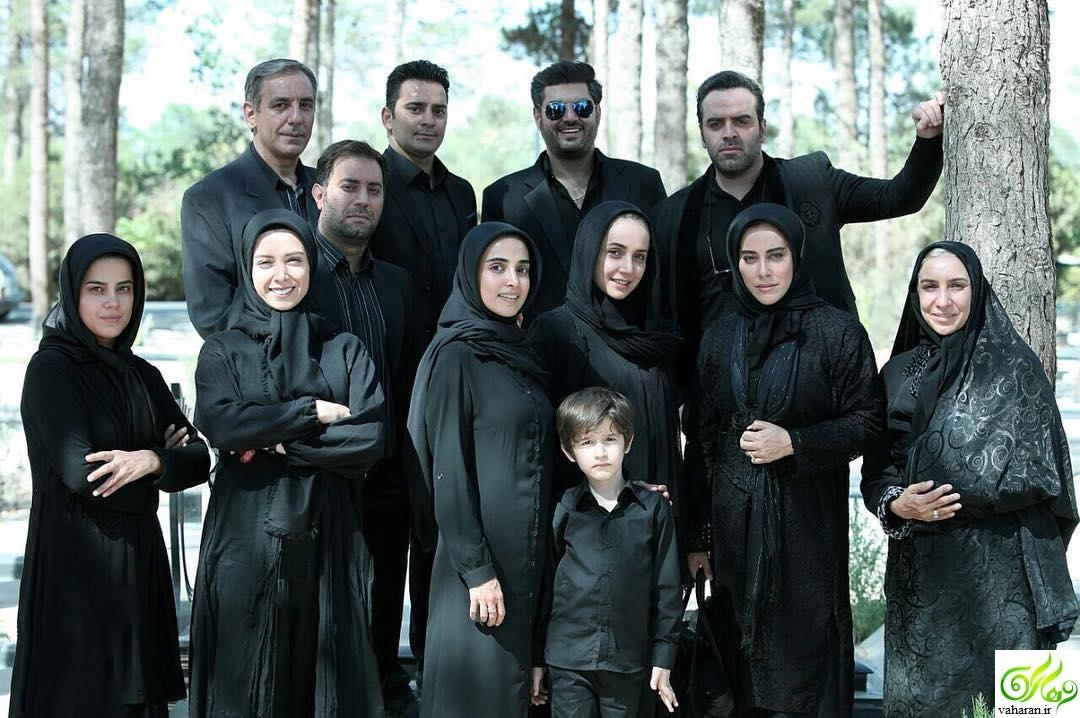 بازیگران و داستان و زمان پخش سریال هشت و نیم دقیقه + عکس