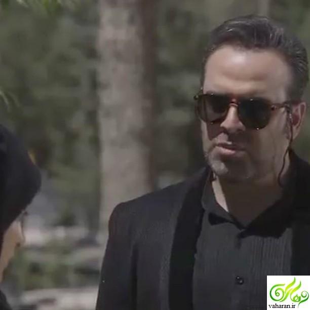 بیوگرافی بهرنگ علوی بازیگر نقش فرزین در هشت و نیم دقیقه + عکس های جدید