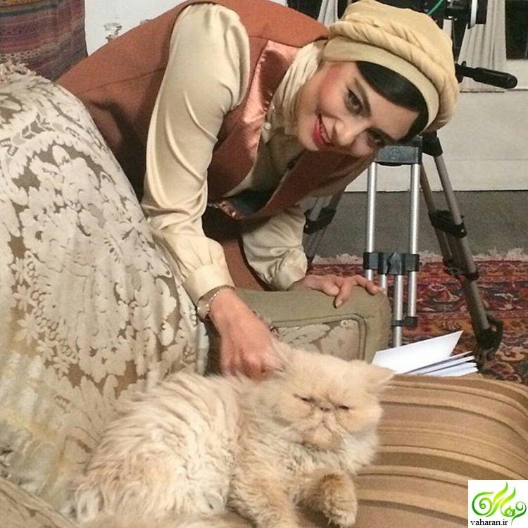 جدیدترین عکس های بارداری یکتا ناصر در کنار منوچهر هادی