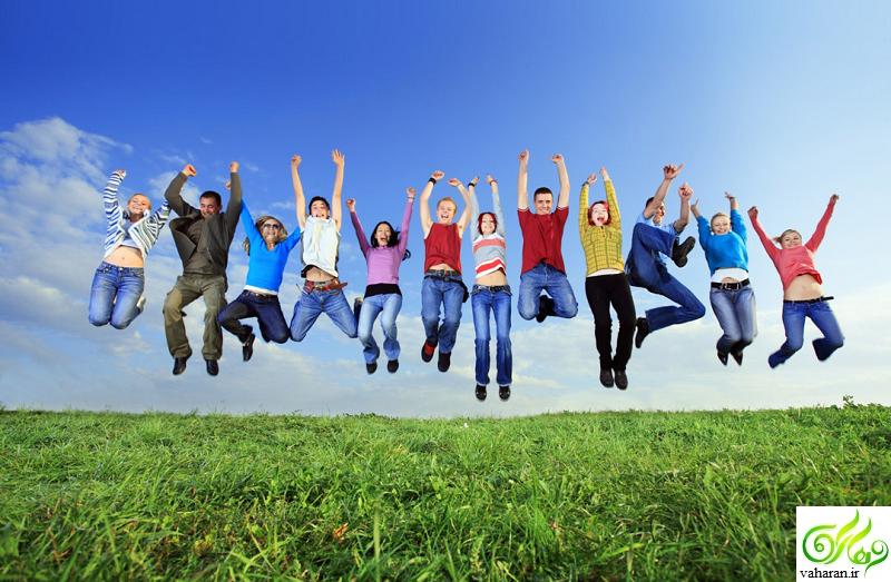 سه قدم بسیار ساده اما مهم برای داشتن زندگی شاد ، راههای شاد زیستن