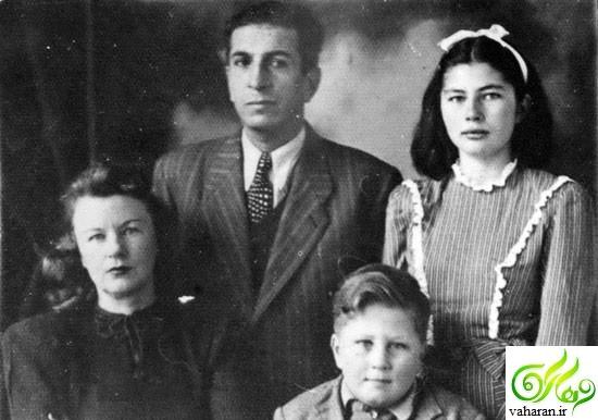 عکس های ثریا اسفندیاری همسر دوم محمدرضا پهلوی که تا به حال ندیده اید
