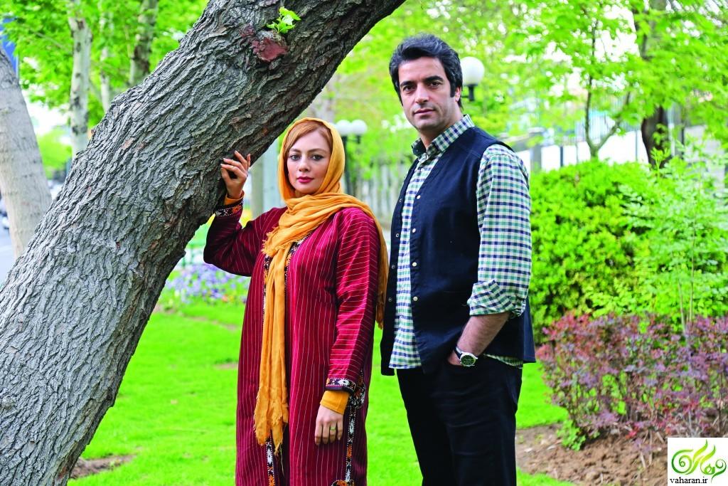 یکتا ناصر مادر شد + عکس بارداری