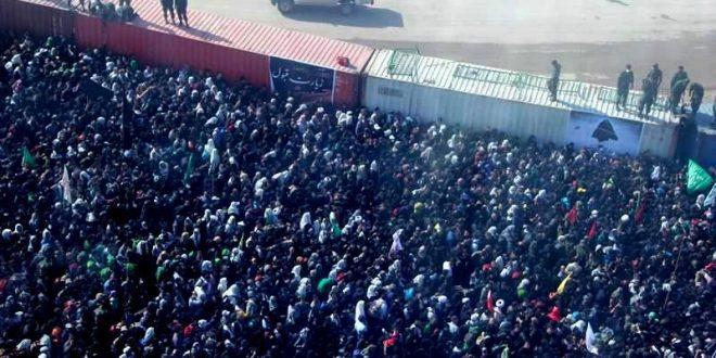 آخرین اخبار از مرز مهران 27 آبان 95 ؛ مرز بسته است به مهران نروید