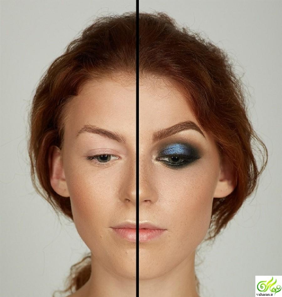 آموزش آرایش چشم و ابرو + نکات مهم آرایش چشم
