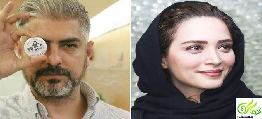 جدایی مهدی پاکدل و بهنوش طباطبایی رسما رسانه ای شد + فیلم