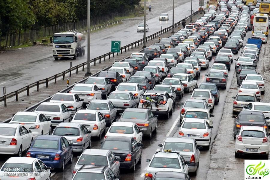 اعلام محدودیتهای ترافیکی آخر هفته آذر ۹۵ + جزییات