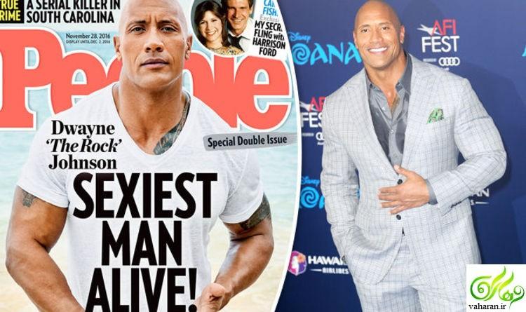 انتخاب جذاب ترین مرد سال ۲۰۱۶ در مجله پیپل People