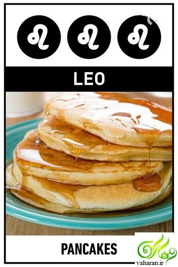 انتخاب خوراکی برای وعده صبحانه بر اساس ماه تولد