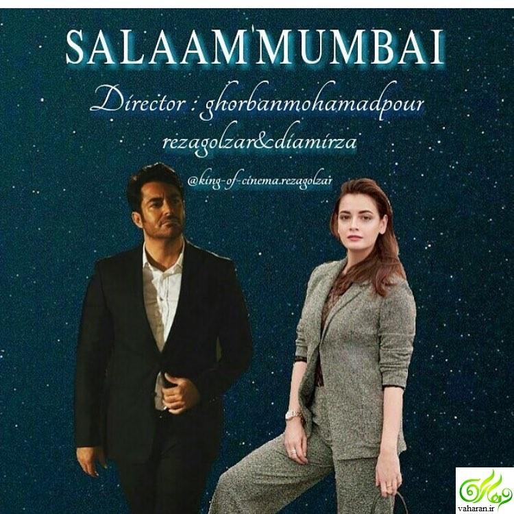 انتشار حواشی فیلم سلام بمبئی + تمام پوسترهای این فیلم