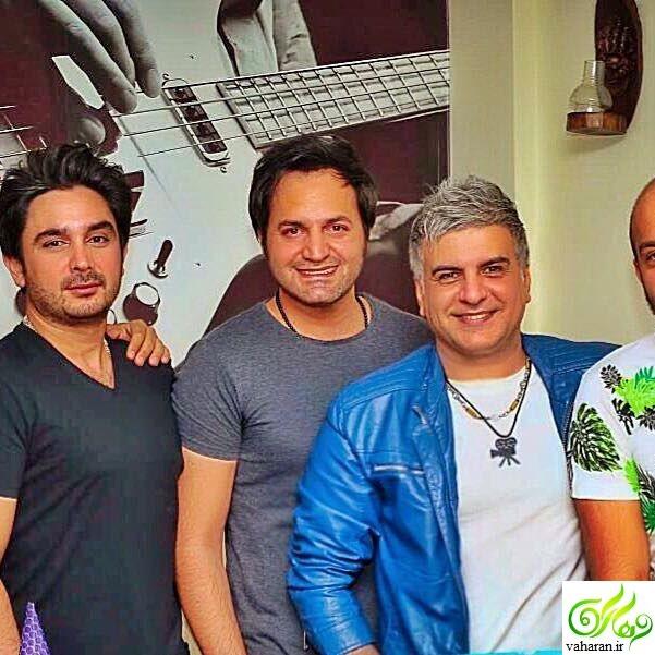 بستری شدن خواننده پاپ مشهور ایرانی به علت عارضه قلبی