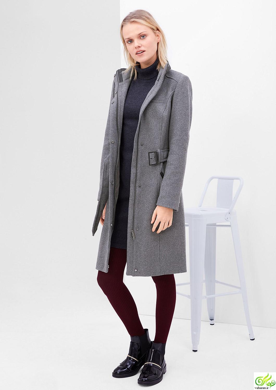 جدیدترین مدل پالتو زنانه 2017 + مدل کاپشن زنانه 2017