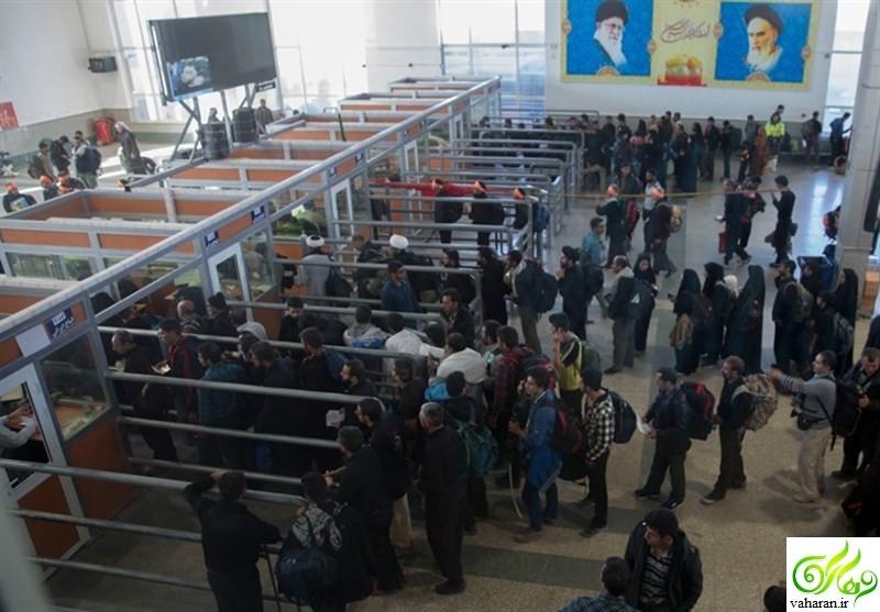 جزییات خبر بسته شدن مرز مهران ۲۵ آبان ۹۵ توسط عراق