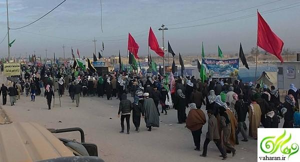 جزییات کامل بازداشت زائران ایرانی در خاک عراق اربعین 95