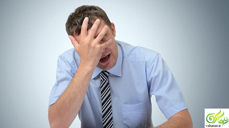 درمان سریع سردرد و استرس در عرض 30 ثانیه بدون دارو