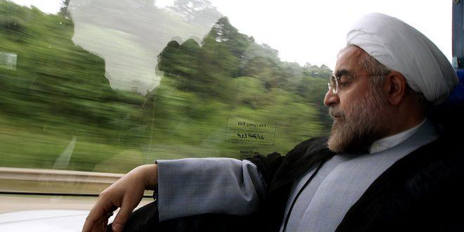 سفر استانی حسن روحانی به البرز با مترو + عکس