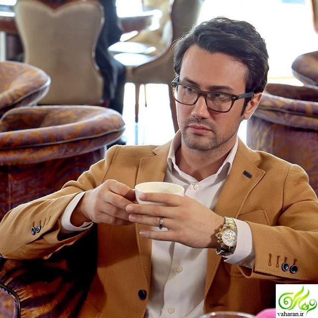 شاهرخ استخری علت منتشر نکردن عکس همسرش را فاش کرد + دانلود ویدیو