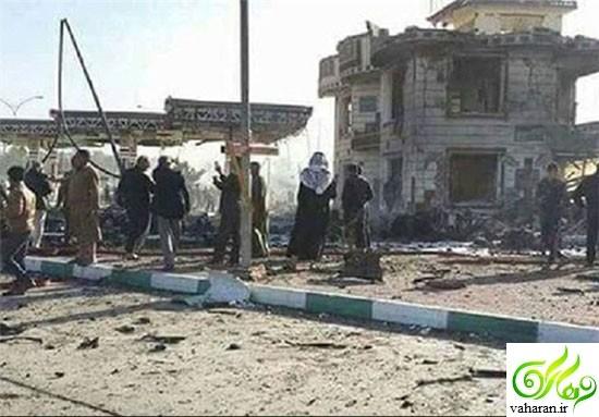 شهادت زائران ایرانی در انفجار در بغداد 4 آذر 95