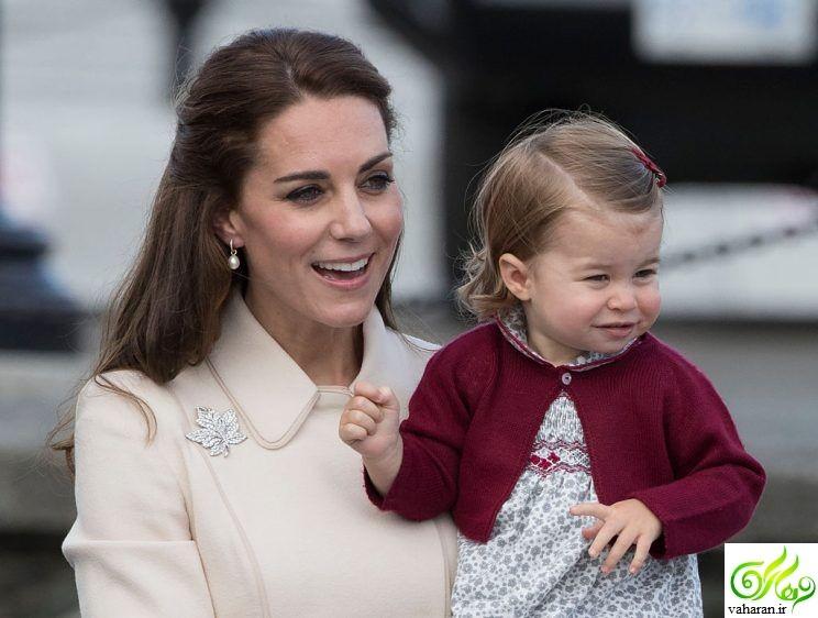 عکسهای کیت میدلتون و شاهزاده ویلیام با فرزندان شان / جدید