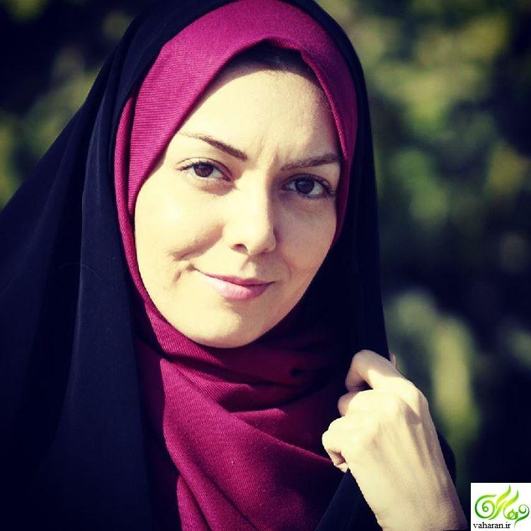 عکس جدید دختر آزاده نامداری آبان 95 + عکس جدید همسرش