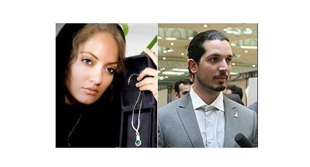 عکس دیده نشده از عروسی مهناز افشار + جزییات جدید و ناگفته از ازدواج مهناز افشار و یاسین رامین