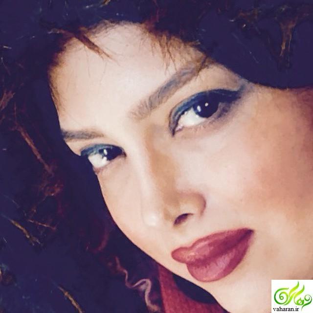 عکس های آزاده ثابتی بازیگر نقش الهه در هشت و نیم دقیقه + بیوگرافی