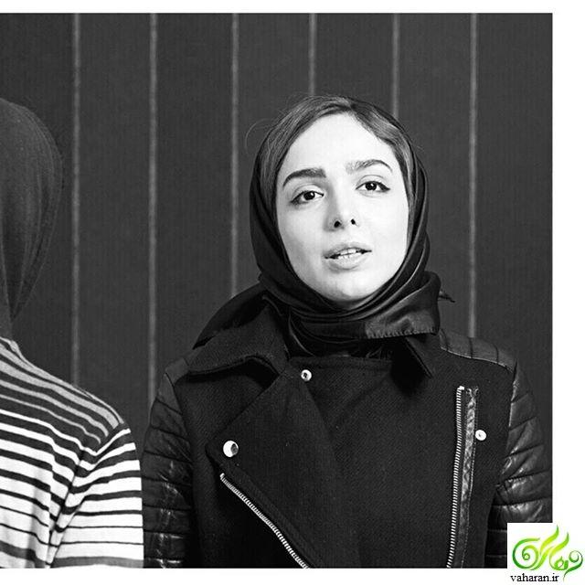 عکس های المیرا دهقانی بازیگر نقش مریم در هشت و نیم دقیقه