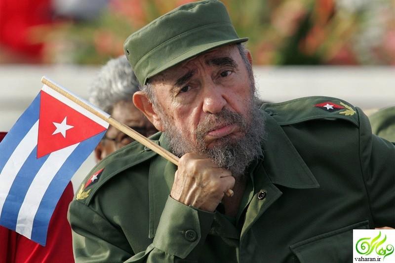 فیدل کاسترو درگذشت + زندگینامه کامل
