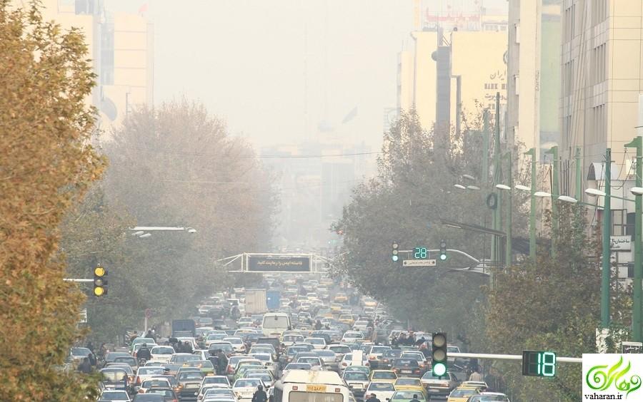 لغو بازگشایی مدارس در اول مهر و جریمه راننده : راهکارهای دولت برای کاهش آلودگی هوا آبان ۹۵