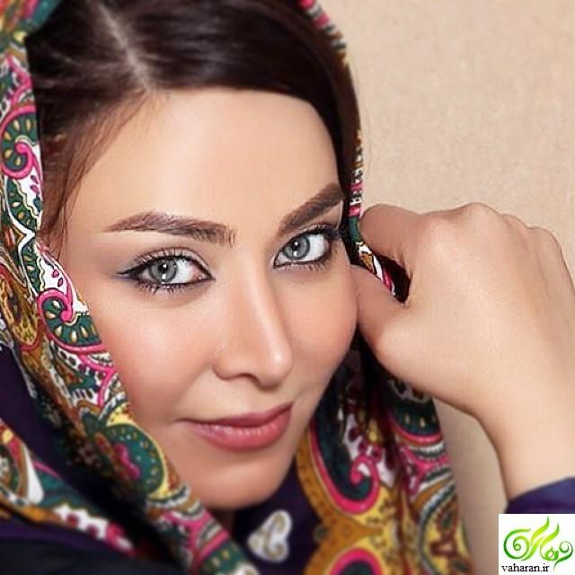 مادر شدن فقیهه سلطانی + عکس بارداری آذر 95