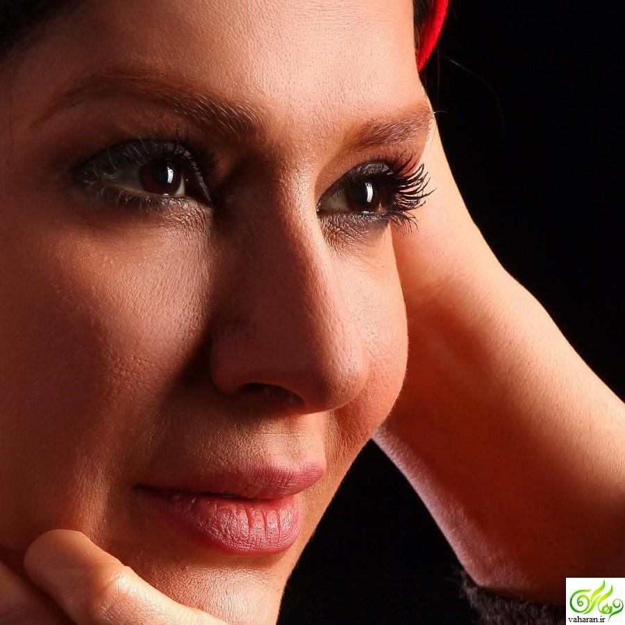 مصاحبه با ساغر عزیزی بازیگر نقش فرح دیبا در سریال معمای شاه