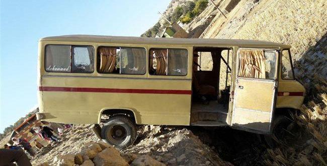 18 نفر کشته و زخمی در تصادف زائران ایرانی در عراق اربعین 95