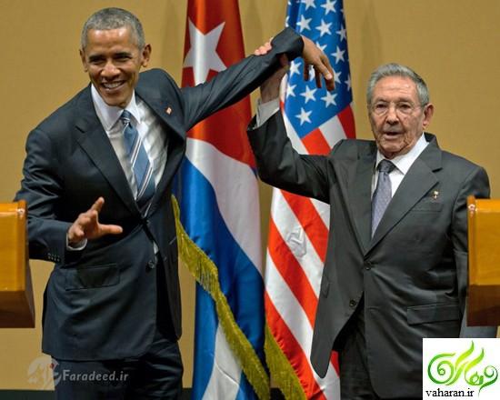 30 عکس باراک اوباما از اوایل ریاست جمهوری اش تا اکنون / فوق العاده دیدنی