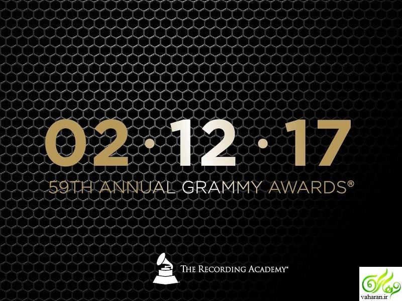 اسامی نامزدهای جوایز گرمی 2017