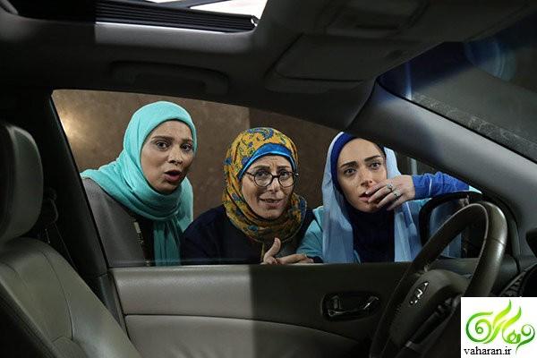 بازیگران و داستان و زمان پخش و عکس های سریال شهرکی ها از شبکه سه