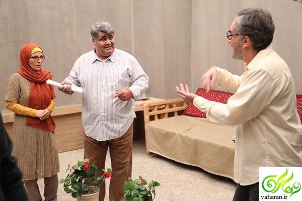 بازیگران و داستان و زمان پخش و عکس های سریال شهرکی ها از شبکه دو