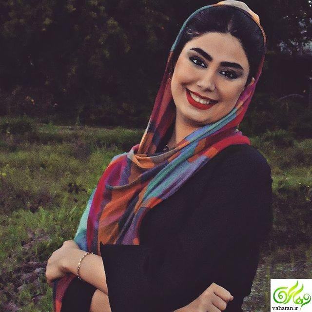 بیوگرافی آذین رئوف بازیگر نقش نگار در سریال همسایه ها مهران غفوریان + عکس