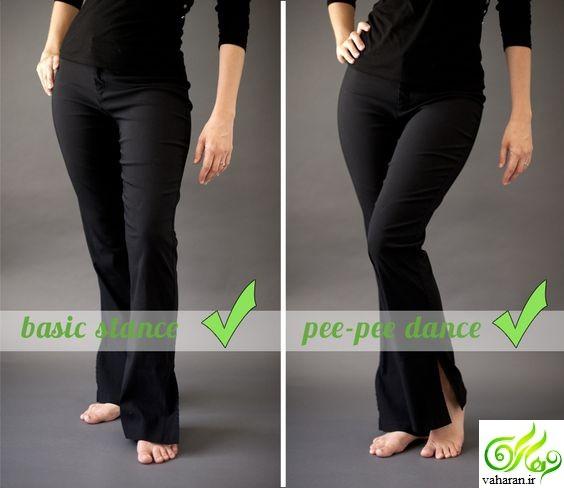ترفندهایی برای لاغر به نظر رسیدن در عکس + آموزش تصویری