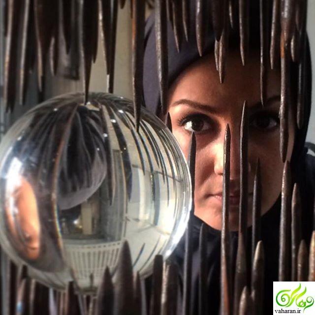 جدیدترین عکس های بیتا سحرخیز به بهانه سریال ماه و پلنگ دی 95