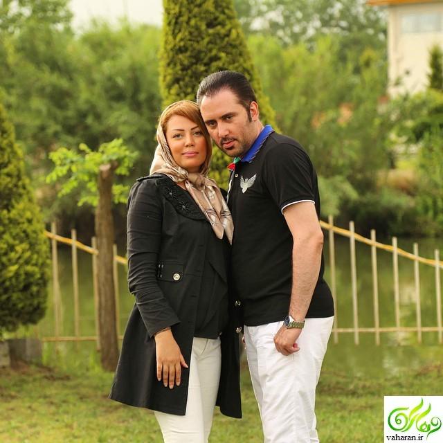 جدیدترین عکس های نیما مسیحا و همسرش مریم مسیحا + بیوگرافی