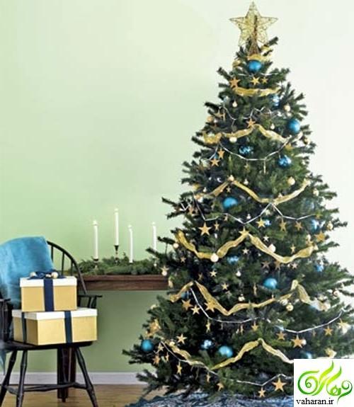 جدیدترین مدل تزیین درخت کریسمس 2017