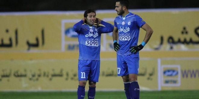 حذف استقلال در مرحله یک چهارم نهایی جام حذفی + گزارش کامل بازی استقلال تهران و نفت تهران