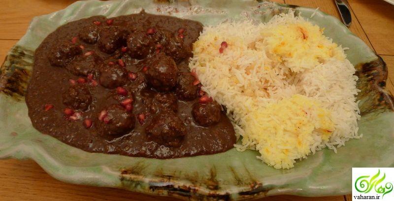 دستور تهیه انواع غذا شب یلدا 95