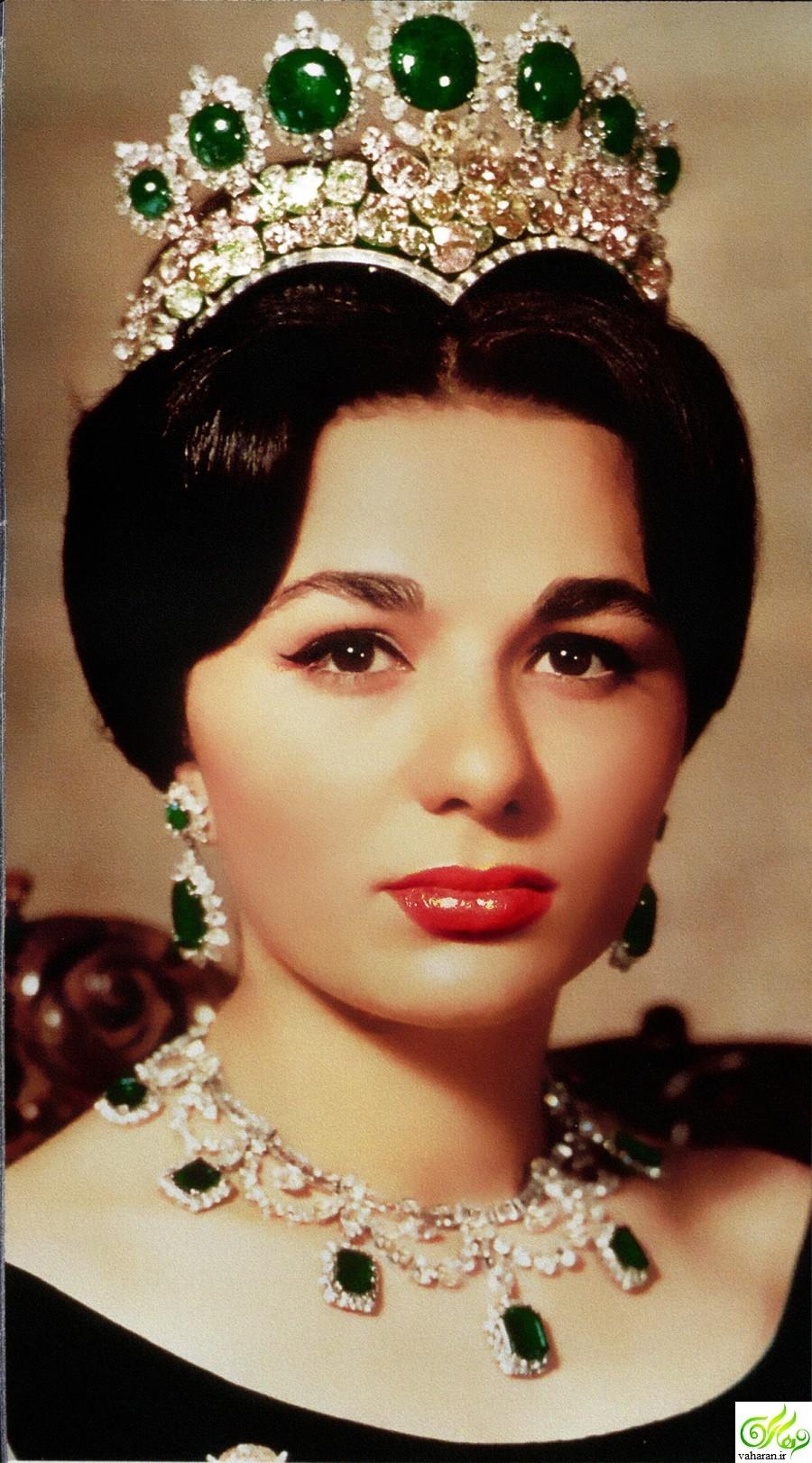 مهریه فرح دیبا چقدر است؟ + عکس عقدنامه