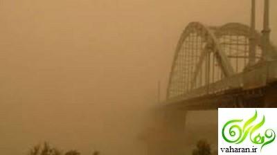 عامل تنگی نفس مردم خوزستان : مورد آمریکایی!