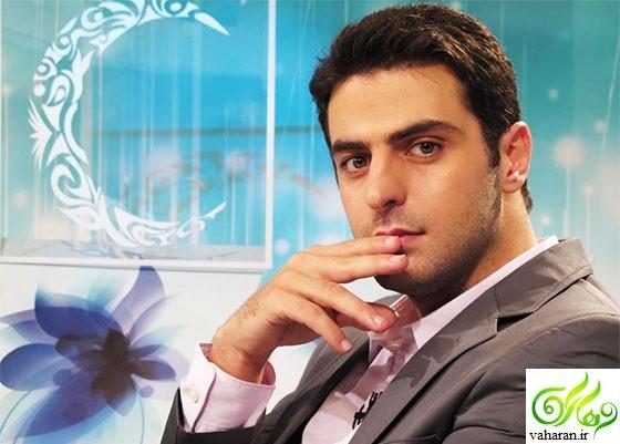 علی ضیا مجری ویژه برنامه شب یلدا 95 شبکه یک : برای مردم سورپرایز داریم
