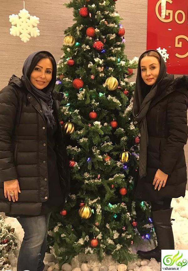 Image result for عکس های بازیگران ایرانی در کریسمس