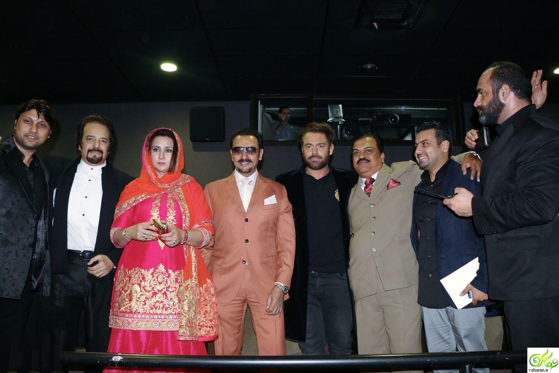 عکس های اکران سلام بمبئی با حضور بازیگران و هنرمندان آذر 95