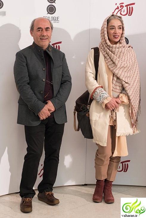 عکس های اکران لاک قرمز با حضور بازیگران آذر 95