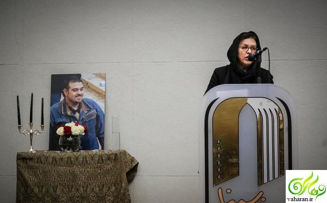 عکس های بازیگران در مراسم تشییع نیما طباطبایی