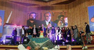 عکس های جشن شب چله چلچراغ با حضور بازیگران دی 95